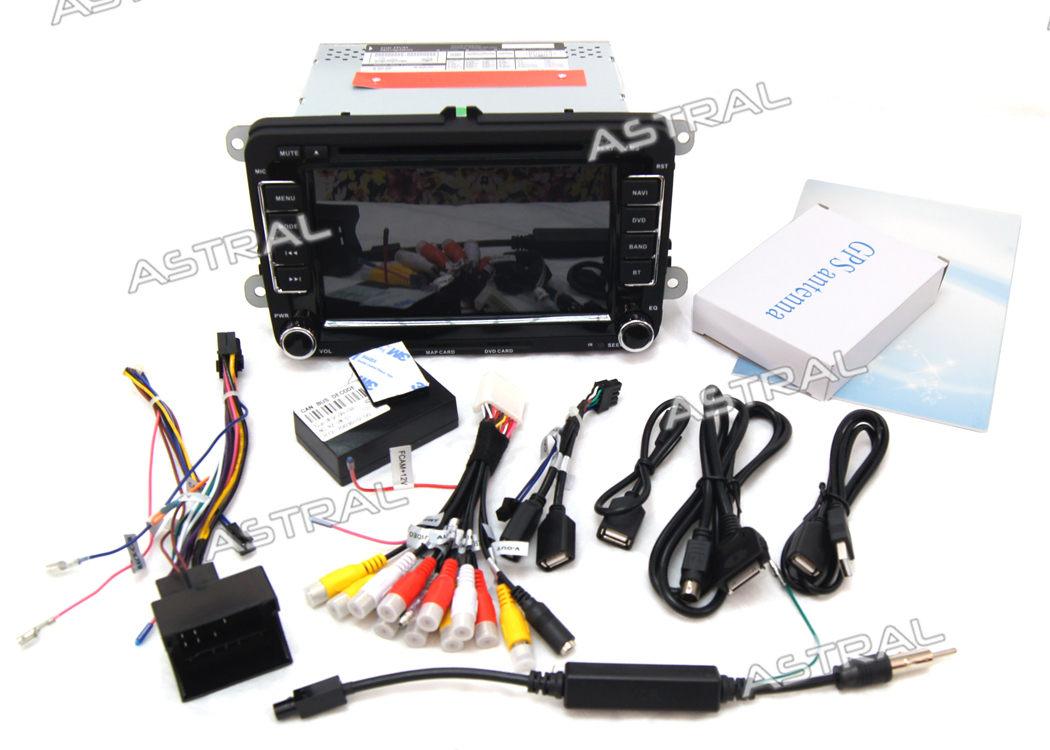 "AC1E GPS Navigation Function Multimedia Player Audio 7/"" Car MP5 Player"