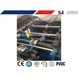 China Rayonnage de commande numérique par ordinateur/petit pain de tôle support de stockage formant des machines avec l'anti rouleau de rouille on sale