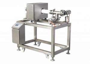 China Liquid Pipeline Food Grade Metal Detector For Metal Contaminants , Auto Digital Signal Processing on sale