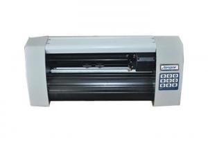 China 13- Inch Sticker Cutting Plotter , Vinyl Sticker Plotter Machine 5% To 95% Humidity on sale