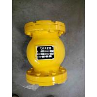 Pneumatic Clamp Valve Mining Wear Parts Yellow Color Customized Capacity