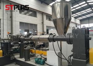 HDPE plastic scrap recycling machine for washing line company with