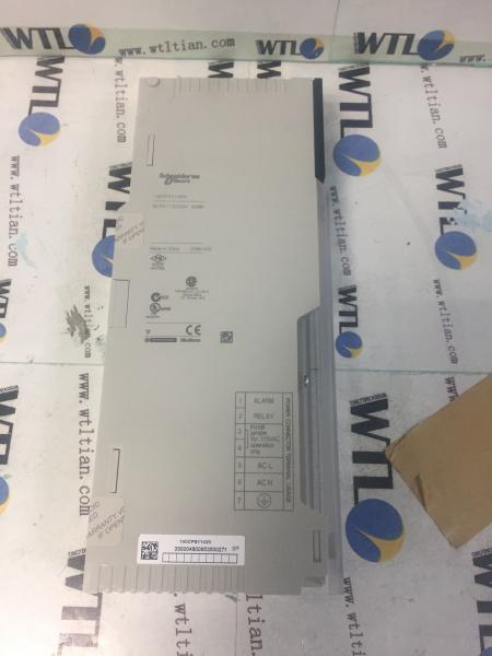 Schneider Automation Modicon Quantum PLC 140cps11420 Modicon Power