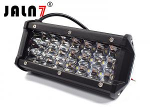 China High Power 7 Inch Auto Led Light Bar , 72W Led Fog Light Bar Eco - Friendly on sale