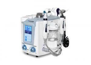 China 25W Power Micro Multifunction Beauty 12 in 1 facial machine 8 Water Sculpture Heads on sale