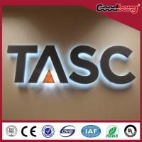 China Super High Quality Large Acrylic Wall mounted  Channel Letter on sale