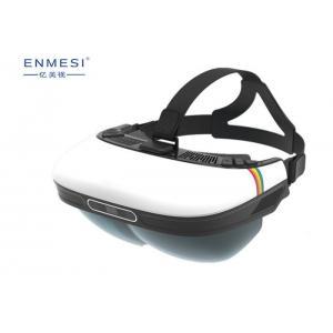All In One AR Smart Glasses Quad Core , 8MP Camera Dual Wifi Smart Glasses