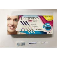 Quick Response Fertility Test Kit Pregnancy Test Strips 99% Accuracy