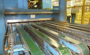 China Customized Packaging Machine Polyurethane Conveyor Belt Abrasion Resistant on sale