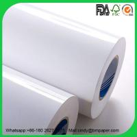 80gsm 90gsm 115gsm 120gsm 150gsm 200gsm  Double Side Coated Glossy Art Paper For Making Magazine