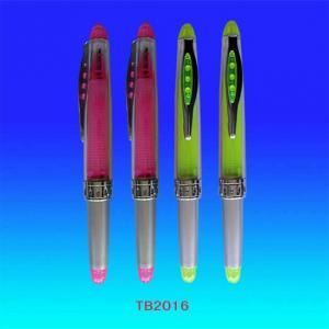 China Gel ink pen on sale