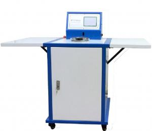 China Bi-Directional Fabric Air Permeability Test Equipment  ASTM D737 Professional on sale
