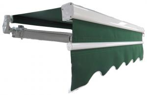 China Chinese balcony retractable awning  with l.5m valance on sale
