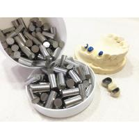 China Cobalt Chrome Dental Casting Alloys 14.1 - 14.5 CTE 380HV Silver Appearance on sale