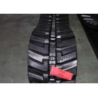 Joint Free Takeuchi Replacement Tracks 52.5mm Pitch Anti Slip In Black Color