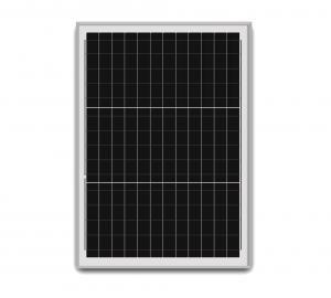 China Photovoltaic Polycrystalline Silicon Solar Cells 12 Volt 50 Watt For Street Light on sale