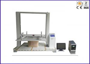 China Computer Control Packaging Testing Instruments , Carton Resist Compression Testing Equipment on sale