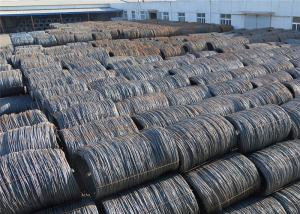 China Low Temperature Hot Rolled Wire Rod AISI ASTM BS on sale