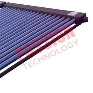 China CE High Efficiency Balcony Mounting Stainless Steel Reflector Heat Pipe Solar Collector on sale