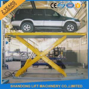China El coche hidráulico de alta resistencia del elevador de automóviles del acero de manganeso levanta el peso de carga 3500kgs on sale