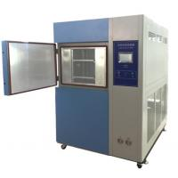P.I.D Automatic Calculation Control 150L Thermal Shock Test Chamber Water Cooling Method