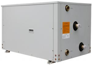 China Industrial 110KW / 150KW R22 Water Cooled Scroll Chiller 2247x1498x710mm on sale