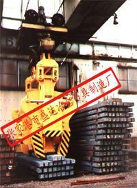 China Electro-Hydraulic Billet lifting Tong/grab of crane lifter on sale