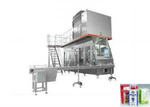 China 16000 High Speed Aseptic Brick Carton Filling Machine for 125ml-250ml (like  pack) on sale