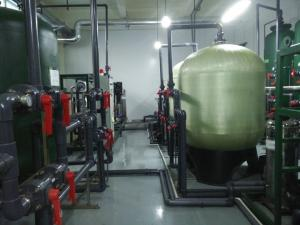 China Relay Control Ro Water Treatment System Water Purifying Equipment For Industry on sale