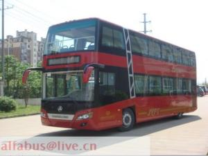 China City bus YS6110SG on sale