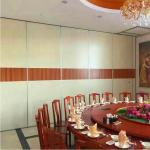 Big Room Separate Into Small Room Movable Partition Walls For Hotel