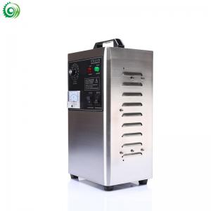 China 3000mg/hr Portable Air Purifier Ozone Generator Water Treatment on sale