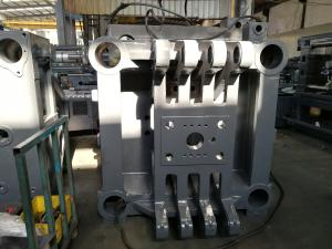 China 530 Ton Low Volume Injection Molding Machine / Plastic Moulder Machine For Pvc Pipe Fitting on sale