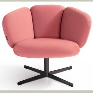 China Artifort Bras Easy Modern Upholstered Sofa For Sample Houses With Metal Leg on sale