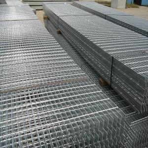 China Hot Dipped Galvanized Steel Bar Grating on sale