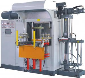 China 3000KN Force Silicone Insulator Rubber Molding Equipment With Infrared Camera on sale