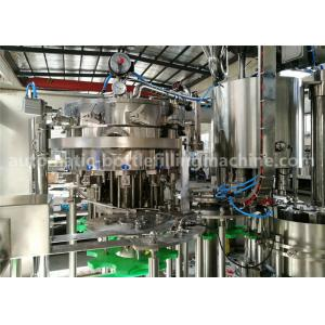 China Low Cost Carbonated Sparkling Water / Soft Drink Filling Capping 2-in-1 Machine on sale