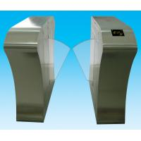 Automate security gate barrier compatible with IC card, ID card, bar code, fingerprint