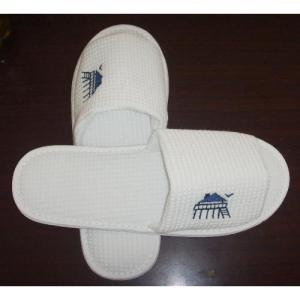 China Hotel slipper,cotton slipper,terry slipper on sale