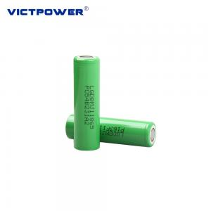 China INR18650 MJ1 3500MAH 3.6V 18650 Rechargeable Battery for Electric Bike Batteries wholesale