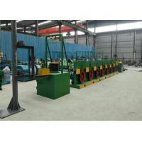 China Black Annealed Wire Rod Drawing Machine Low Noise Operation High Productivity on sale