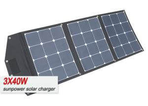 China Multi Function Small 12V Solar Panel Portable Solar Charger For 12 Volt Battery  on sale