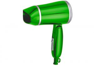 China Black Household Silent Hair Dryers,Portable Travel Ionic Hair Dryer Zigzag Heater on sale