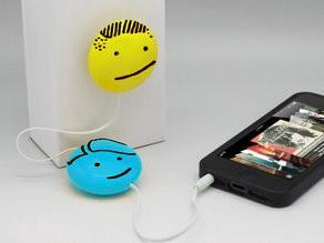China Mini mobile vibration speaker on sale