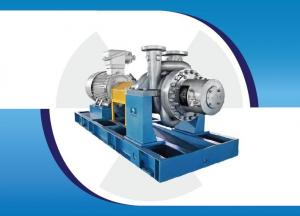 China High Temperature Diaphragm Metering Pump / Special Alloy High Speed Pump on sale