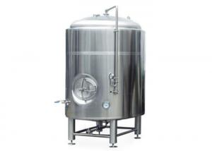 China Food Grade SS304 / SS316 Beer Fermentation Tank 15-70Kw Or Customized Power on sale