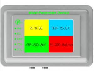 China PH meter, PH/ORP/EC/TEMP meter, water test, ORG Meter, ORG/EC meter on sale