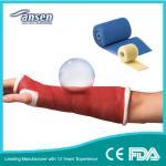Color Children Arm Fracture Cure Support Bandage Fiberglass Casting Tape