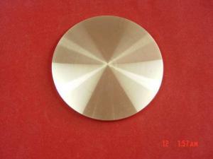 China gold( Au) ,  silver( Ag) ,  aluminium( Al) ,  nickel( Ni) ,  cooper( Cu) electrode on sale