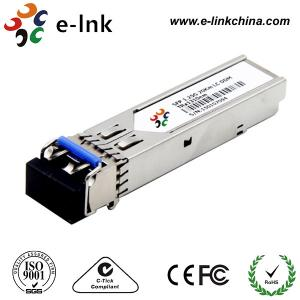 China 1.25Gbps Cisco Compatible SFP Optical Transceiver, 10g Copper SFP Rj45 Transceiver on sale